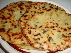 Gnampa (frittata di cipolle)