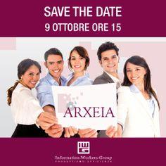 SAVE THE DATE: 9 ottobre 2014 - Webinar