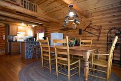 Cozy Vacation Cabins and Homes! | Dells.com Blog