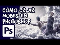Cómo crear nubes en Photoshop - YouTube