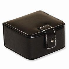 Black Mini Jewelry Case