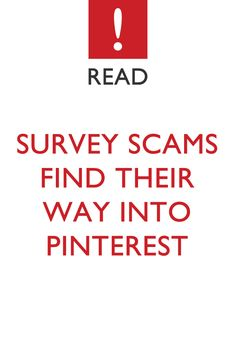 """""""Survey Scams Find Their Way into Pinterest"""" by TrendLabs Malware Blog (Trend Micro)"""