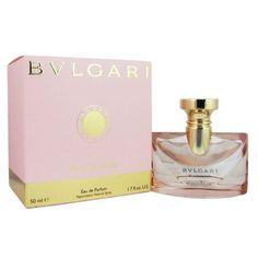 df81964ef44 Bulgari - Bvlgari Rose Essentielle Eau De Parfum Spray 1.7 Oz   50 Ml -  Walmart.com