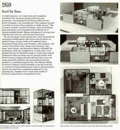 Eames themed Doll's house (a.disquscdn, 2015)