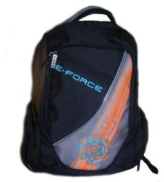 E-Force Racquetball Backpack-Black/Orange by E-Force. E-Force Racquetball Backpack-Black/Orange.