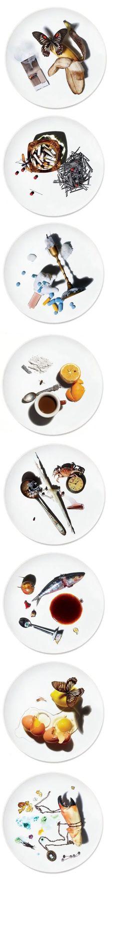 LOVE IT - Patella Brothers Plates,