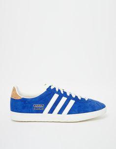 Adidas Originals Gazelle OG Bold Blue Trainers 110c80eb7