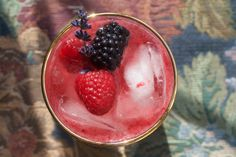 Mixed Berry Collins