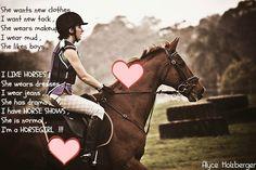 For HORSEGIRLS !!!