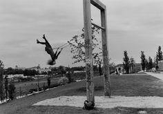 Sibylle Bergemann, Mauerpark, Berlin, 1996 - Sibylle Bergemann, la mejor fotógrafa de Alemania Oriental - 20minutos.es