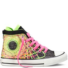 Cool kids sneakers: Converse Chuck Taylor Zipbacks. (If you have smaller feet you can fit in the youth sizes too!)