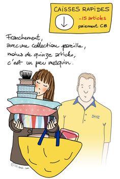 Edition limitée BRAKIG chez IKEA via lili-larchi.com