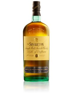 The singleton of Dufftown Scotch Whisky -  12 year old