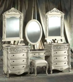 Image result for shabby chic dresser with mirror #shabbychicdresserswithmirror