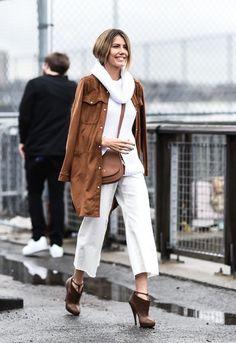 ccf6331dcb 27 imágenes atractivas de Pantalon blanco en Invierno en 2019