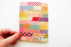 My Life As A Magazine: Studio Stories: The Washi Tape Journal