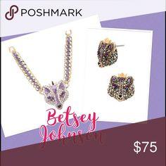 BETSEY Johnson jewelry set Amazing set! Jewelry Necklaces