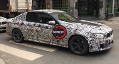 2018 BMW M5 F90 Convoy Spotted In Oslo Exhaust Sounds Mean