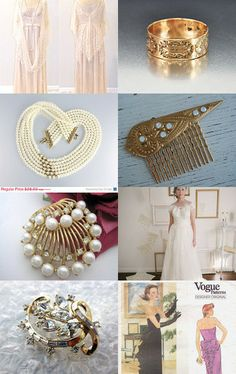Wedding Dreamin' VINTAGE #VogueTeam