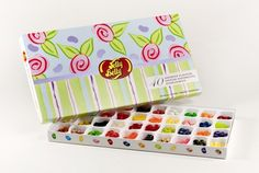 Easter Jelly Belly's from fussfreeflavours.com