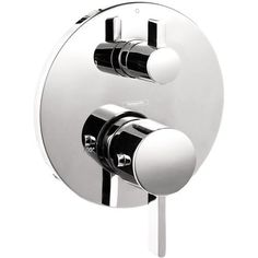 Hansgrohe 04231000 S Thermostatic Trim With Volume Control And Diverter, Chrome by Hansgrohe, http://www.amazon.com/dp/B003H7CA1K/ref=cm_sw_r_pi_dp_fPVIrb14TMWHH