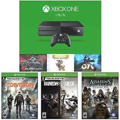 #eBay: $399.99: Xbox One 1TB Holiday Bundle (GOW Ultimate & Rare Reply & Ori)  Tom Clancy's Division  Rainbow ... #LavaHot http://www.lavahotdeals.com/us/cheap/xbox-1tb-holiday-bundle-gow-ultimate-rare-reply/73468