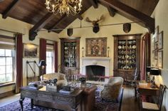 In Fine Style: Aging Gracefully | Check out those beams!