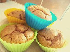 Lupa Herkutella: Rästireseptejä: kevyttäkin kevyemmät cupcaket ja raakafudge