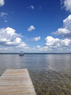 Higgins Lake, Michigan One of my FAVORITE places to go when I was younger!