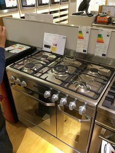bcg925ss gas range cooker stainless steel gas range cookers range cooker and ranges