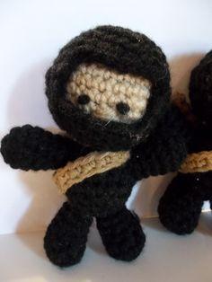 Sheep of Delight: Free Crochet Amigurumi Pattern: Deadly Cute Crochet Ninja