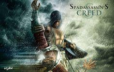 SPADASSASSIN'S CREED by isikol.deviantart.com