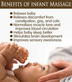 Benefits of infant massage. So loving. Im considering teaching a class on this early next year...