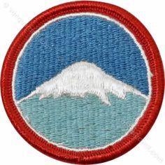 Army Patch: U.S. Army Japan - color