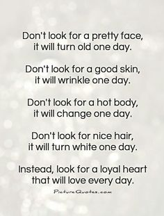 Beauty is only skin deep!