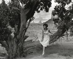 Cindy Sherman, Untitled Film Still 43, Gelatin Silver Print, 1979.  Credit #CindySherman for permanently blurring the line between fine art and photography.  Follow #CindySherman Photography on Pinterest curated by Joseph K. Levene Fine Art, Ltd. http://www.pinterest.com/jklfa/cindy-sherman-photography/
