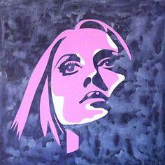 #Fayrouz #Corinnemartinart #Arabic #Popart