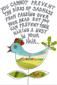 Keep nests out of your hair!