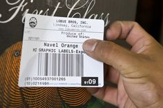 Produce Traceability Systems improve revenues www.a-barcode.com