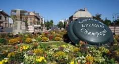 *Town* Epernay is south of Reims and is a great base to explore the Champagne houses. Simply Epernay vineyard tour ©C. Champagne France, Champagne Region, Champagne Champagne, Veuve Cliquot, Paris, France Travel, Day Tours, Day Trip, Luxury Travel