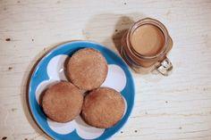 OH nummy! Nosh- Cinnamon Donut Muffins @Sweatpants & Coffee