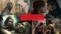 Hapoy Valentine's Day Assassins!  #AssassinsCreedUniverse #AssassinsMarket #GeekVerse #ValentinesDay #assassinscreed #assassins  #assassin #ac #assassinscreeed2 #assassinscreedbrotherhood #assassinscreedrevelations #assassinscreed3 #assassinscreedblackflag #assassinscreedrogue #assassinscreedunity #assassinscreedsyndicate #altairibnlaahad #ezioauditore #connorkenway #edwardkenway #arnodorian #jacobfrye #eviefrye #GeekVerse