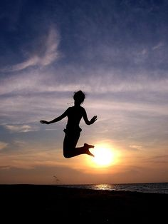 """Sometimes we have to take a """"leap of faith"""""""