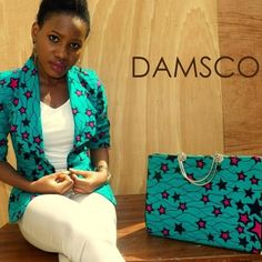 From Nigerian designer Damsco.