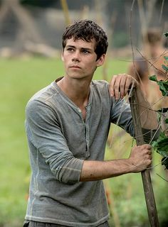 dylan o´brien - the maze runner | I love that movie and I love Dylan O'brien ❤