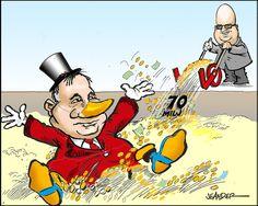 LO stödet till Socialdemokraterna