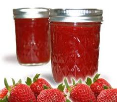 The Best Ever Strawberry Jam--Didn't set but made for fabulous strawberry syrup! Homemade Strawberry Jam, Strawberry Jam Recipe, Strawberry Picking, Homemade Jelly, Jam Recipes, Canning Recipes, Canning 101, Pancake Recipes, Fruit Recipes