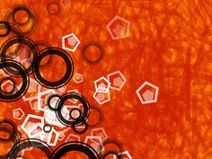 Orange Backgrounds Wallpaper
