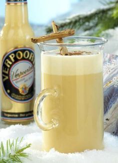 Eierlikör Rezept: Weihnachtspunsch