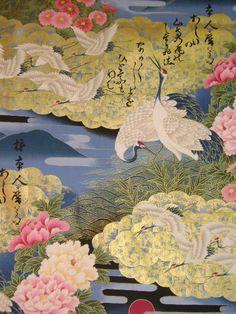 Japanese Kimono Fabric by ~geisha28 on deviantART